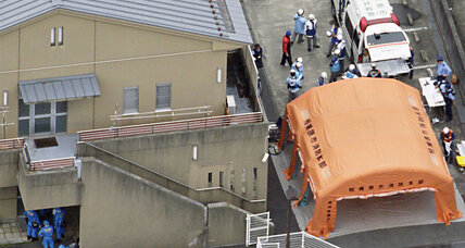 Japan stabbing rampage foretold in letter to Parliament