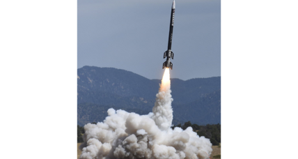 How kindergartners in Colorado helped launch a 50-foot rocket