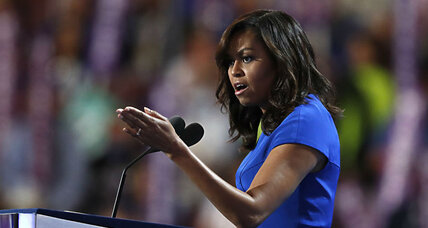 Michelle Obama's full DNC speech: Best of the night?