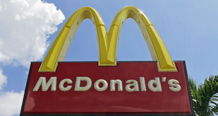 McDonald's sales slump despite all-day breakfast success