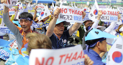 Why some South Koreans don't want shield from North's missiles