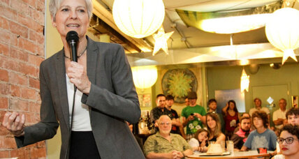 Can Green Party's Jill Stein win over Sanders supporters?