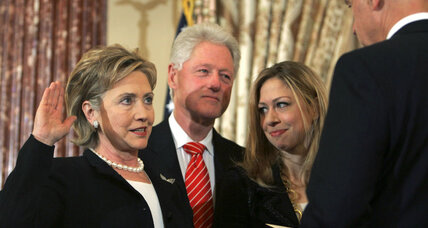 How Bill Clinton, as first gentleman, could reshape role of first ladies