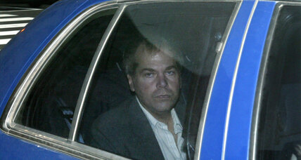 John Hinckley to leave mental hospital to live at home