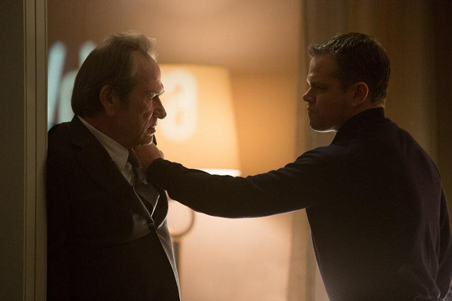 Matt Damon Returns As Jason Bourne Why He Came Back For The New Film Csmonitor Com