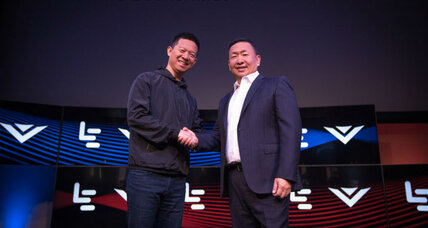 LeEco buys Vizio in effort to become an American household name