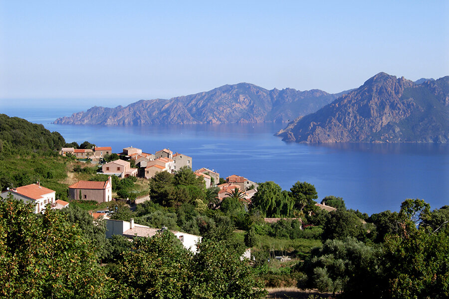 In Corsica, an effort to revitalize the local language – and a national identity