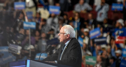 Bernie's not alone: US parties have long favored insider candidates