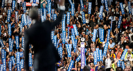 Obama, Bloomberg make an appeal to voters outside the party (+video)