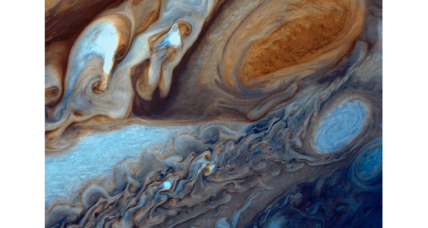 Why is Jupiter so darn hot? The roiling Great Red Spot may solve the mystery