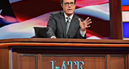 Why Stephen Colbert can't be Stephen Colbert anymore