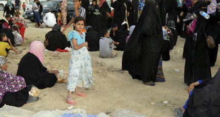 Tens of thousands of Iraqis displaced by ISIS are returning home. Is it too soon?