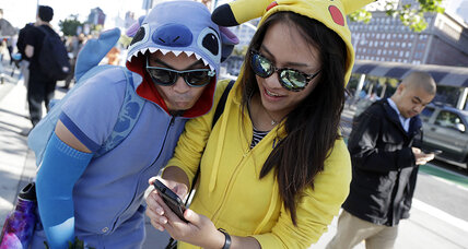 Pokémon Go offers glimpse into 'augmented reality' future
