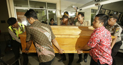 What's behind Indonesia's executions of drug traffickers?