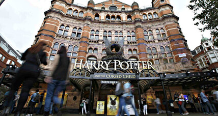 Midnight Muggle parties return for 'Harry Potter and the Cursed Child'
