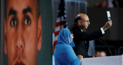 The Khizr Khan speech: How important was it for Muslims in America? (+video)