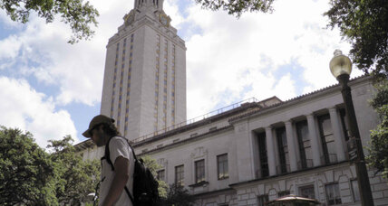Texas campus carry law goes into effect 50 years to the day after shooting