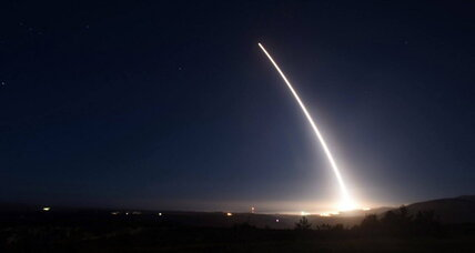 How will the United States upgrade its nuclear weapons arsenal?