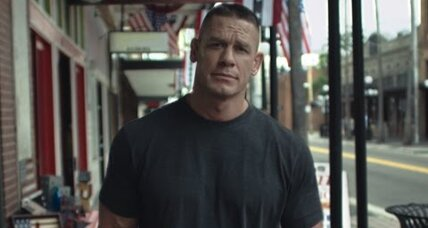 Fourth of July: John Cena's video pitch to redefine American patriotism