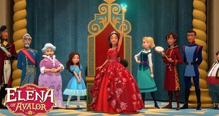 Here's how Disney show 'Elena of Avalor' includes Latin American culture