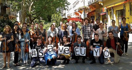 Post-'Brexit,' EU Youth Orchestra could continue