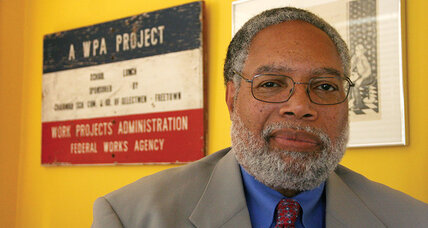 The man behind the Smithsonian's new African-American history museum