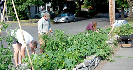 When a Seattle nonprofit lost three gardens to development, it got creative