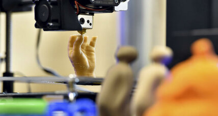 Scientists progress toward 3D printed items that 'remember' shape over time