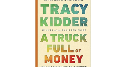 'A Truck Full of Money' is an engaging, contemporary, rags-to-riches story
