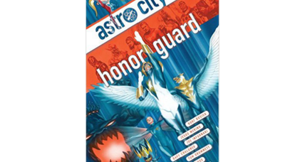 'Astro City, Vol. 13: Honor Guard' features superheroes with heart