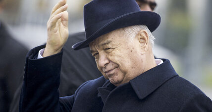 Uzbek president's failing health raises Islamist worries