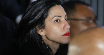 Clinton aide Abedin separates from scandal-plagued Weiner