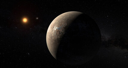 What would happen if we found life on Proxima b?