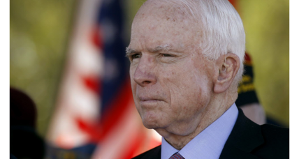 Why John McCain faces a tough primary today