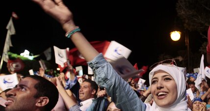 How one Tunisian party is separating Islam from politics