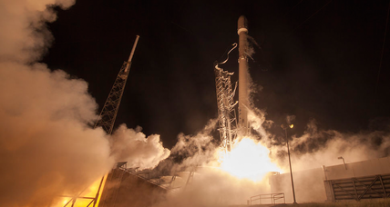 Satellite company will become first to launch used SpaceX rocket