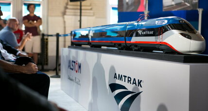 With new trainsets, Amtrak hopes to pick up the pace