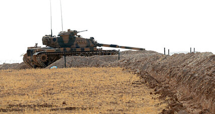 Turkey's push into Syria: Even limited objectives carry risk of backlash