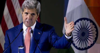 What Kerry's visit to India says about its relations with the US