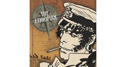 'Corto Maltese: The Ethiopian' brings a legendary Italian comic figure to the US