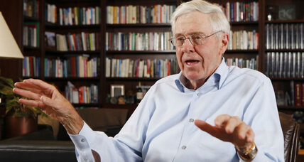 Why Koch and Republican donor network won't back Trump (+video)