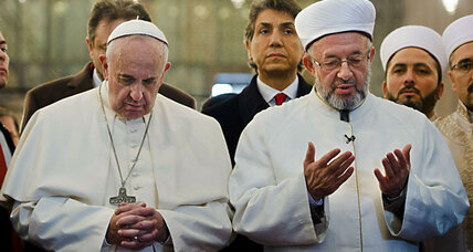 Why Pope Francis won't link Islam with terrorism