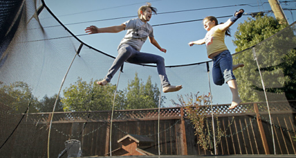 Trampoline injuries soar sky high: Are more regulations needed?