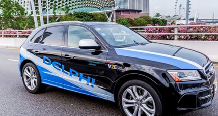 A tech pioneer in Singapore plans to test self-driving taxis
