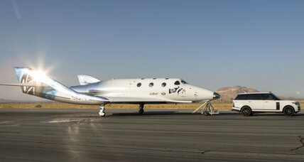 Virgin Galactic gets operator license, stepping closer to space tourism