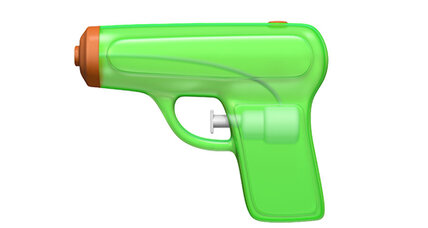 Apple makes a splash with gun emoji replacement. Will it make us safer?