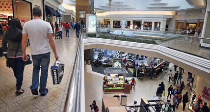 US consumer spending increases a strong 0.4 in June