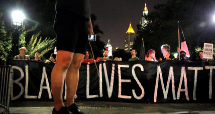 After four years, Black Lives Matter releases a platform