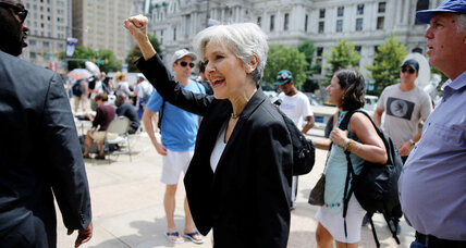 What does Jill Stein mean for 2016's other contenders? (+video)