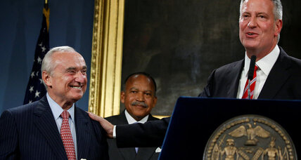 NYPD Commissioner William Bratton to step down: a shift in policing?